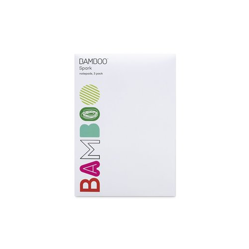 B. Spark notepads, 3 pack