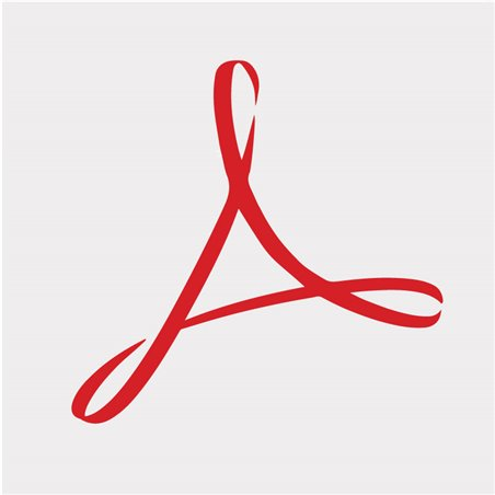 Acrobat Pro Multiple Platforms German AOO License  0 Months