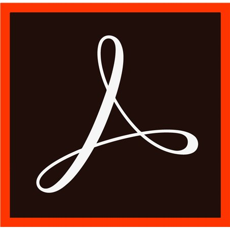 Acrobat Standard Windows French AOO License  0 Months