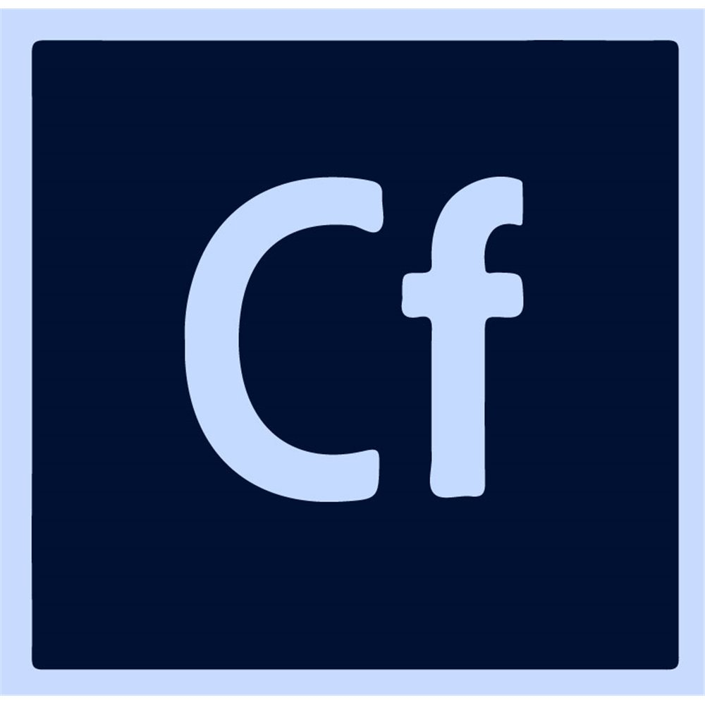ColdFusion Standard All Platforms International English AOO License  0 Months