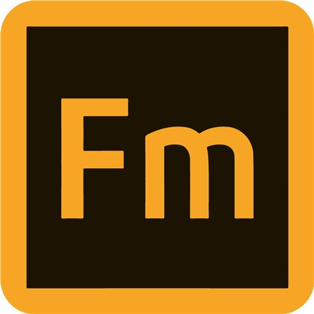 FrameMaker 2019 Windows German AOO License  0 Months