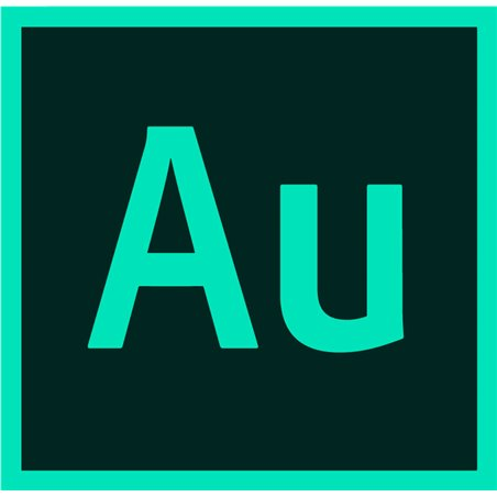 Adobe Audition CC for teams Multiple Platforms Multi European Languages Team Licensing Subscription Renewal Monthly 1 Month