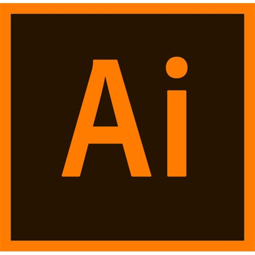 Illustrator CC for teams Multiple Platforms Multi European Languages Team Licensing Subscription New Monthly 1 Month