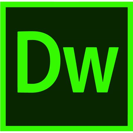 Dreamweaver for teams Multiple Platforms Multi European Languages Team Licensing Subscription New Monthly 1 Month