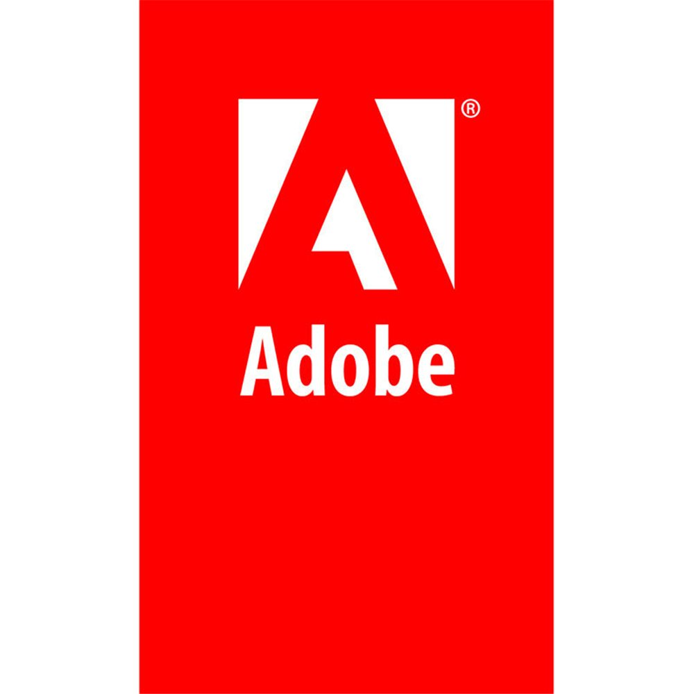 Adobe Spark for teams Multiple Platforms EU English Team Hosted Subscription New Monthly 1 Month