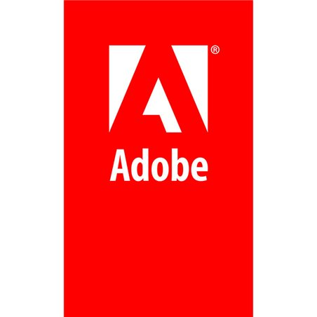 Adobe Spark for teams Multiple Platforms Multi European Languages Team Hosted Subscription Renewal Monthly 1 Month