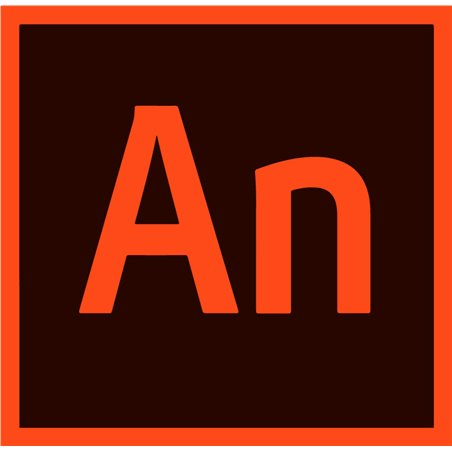 Animate / Flash Professional for teams Multiple Platforms Multi European Languages Team Licensing Subscription New Monthly 1 Mon