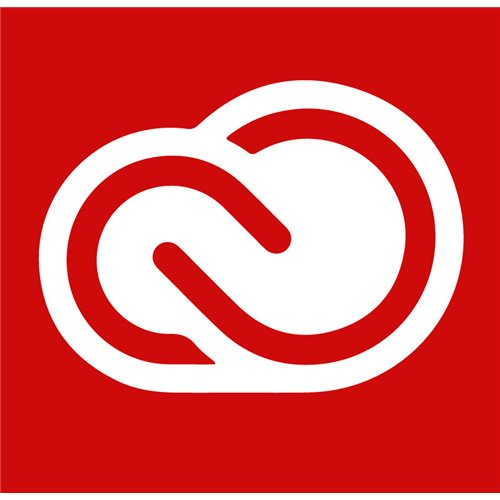 Creative Cloud for teams All Apps Multiple Platforms EU English Team Licensing Subscription New Monthly 1 Month