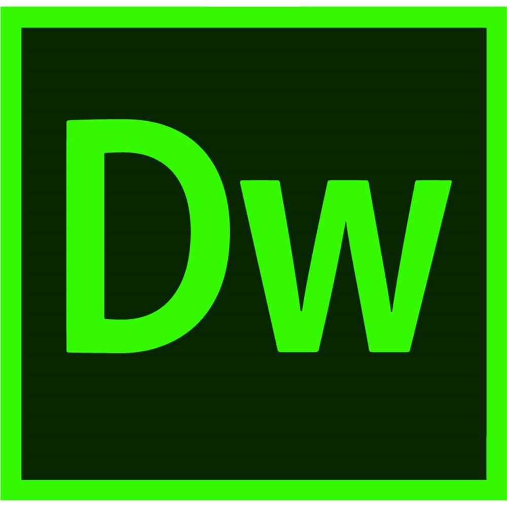 Dreamweaver CC for enterprise Multiple Platforms EU English Enterprise Licensing Subscription Renewal Monthly 1 Month