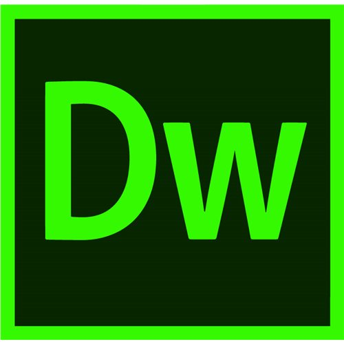 Dreamweaver CC for teams Multiple Platforms EU English Team Licensing Subscription New Monthly 1 Month